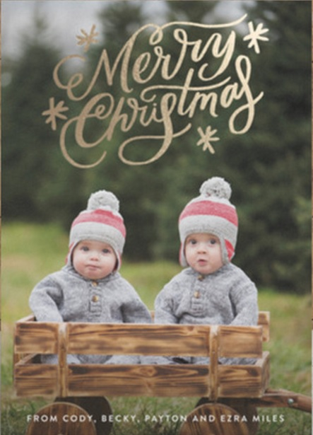 Holiday Photo Card 3