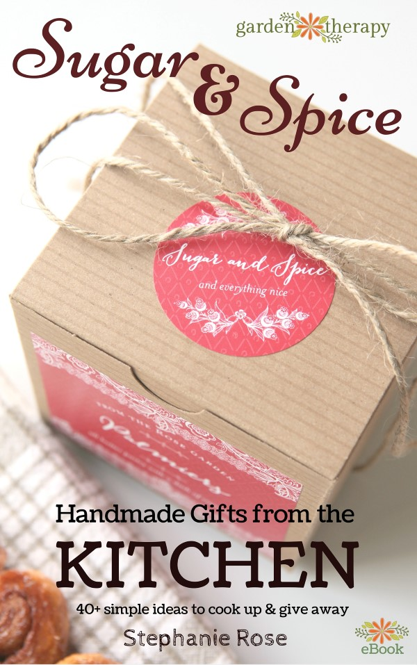 Sugar and Spice Handmade Gifts from the Kitchen eBook PDF