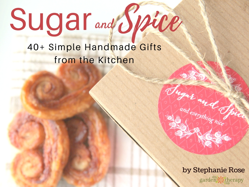 Sugar And Spice Handmade Gifts From The Kitchen Title