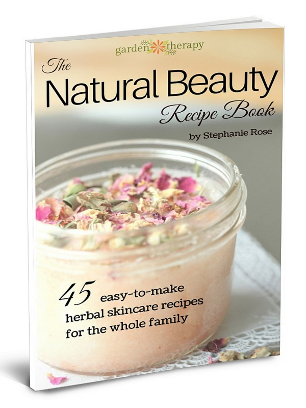 The Natural Beauty Recipe Book