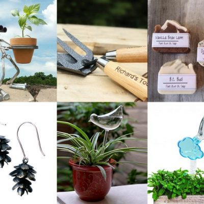 Uniquely Creative Gifts for Gardeners & Nature Lovers