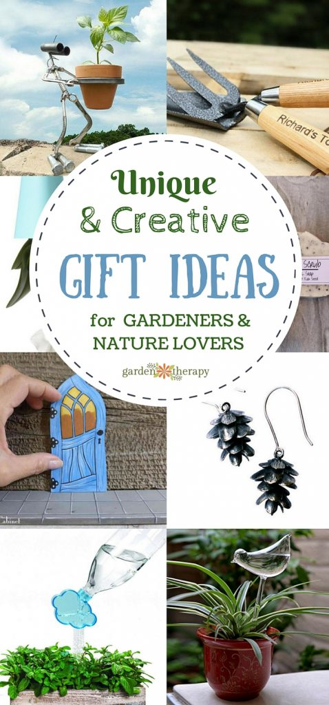 Creative And Unique Gift Ideas For Gardeners And Nature Lovers