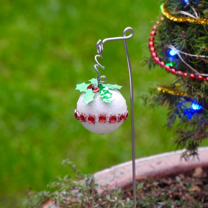 DIY Miniature Garden Decorations