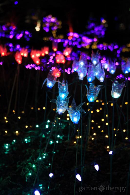 DIY Tulip Garden Lights (8)