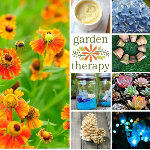 Garden Therapy's Best of 2015 Gardening and Crafts Projects
