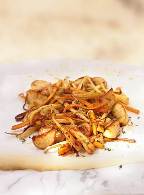Ricardo Cuisine Roasted Root Vegetables