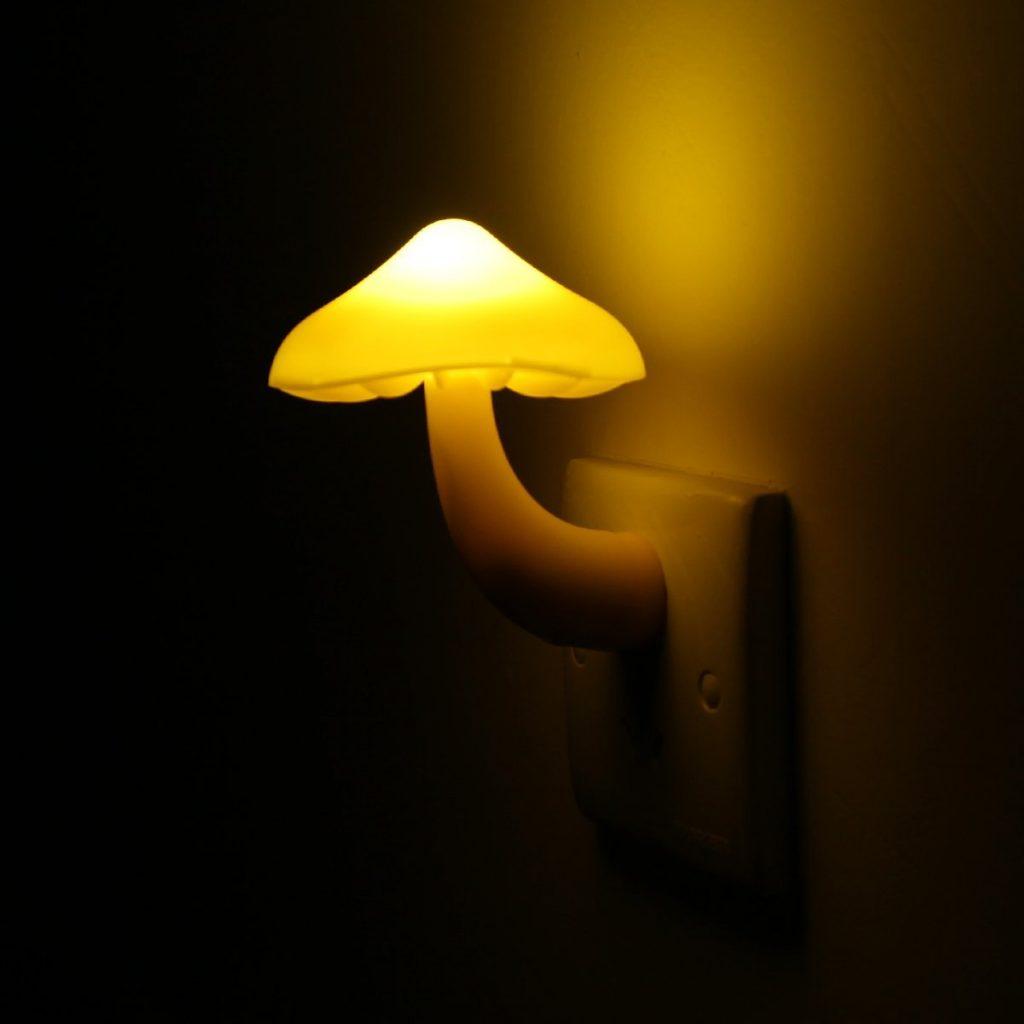 mushroom nightlight and more creative gift ideas