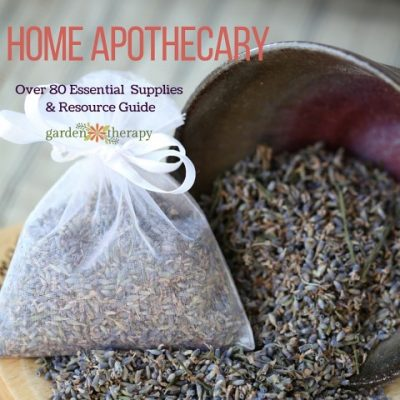 Create a Natural Beauty Apothecary: Supplies and Resource Guide
