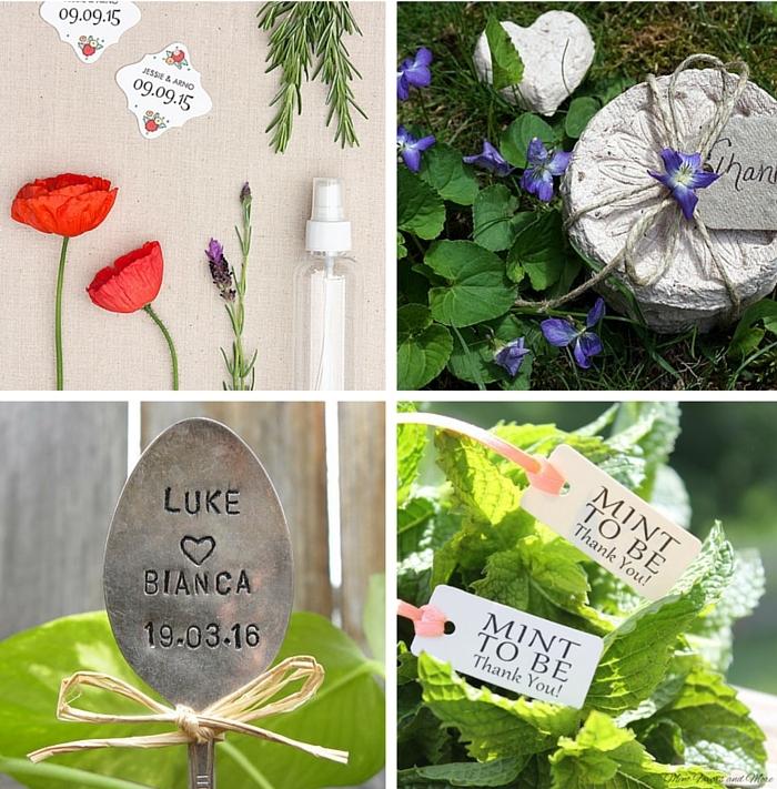 Garden Wedding Favors 2