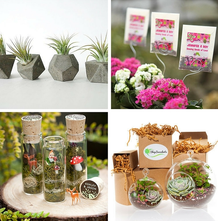 Garden Wedding Favors 4