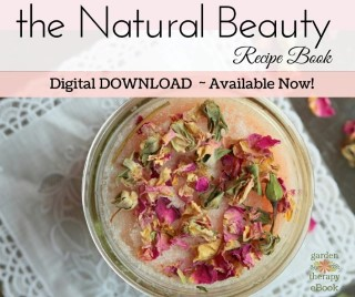 Get The Natural Beauty Recipe Book Today