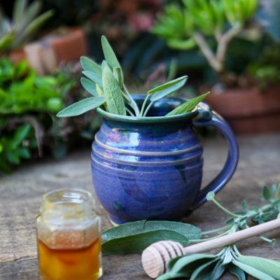 Natural & Homemade Herbal Common Cold Remedies