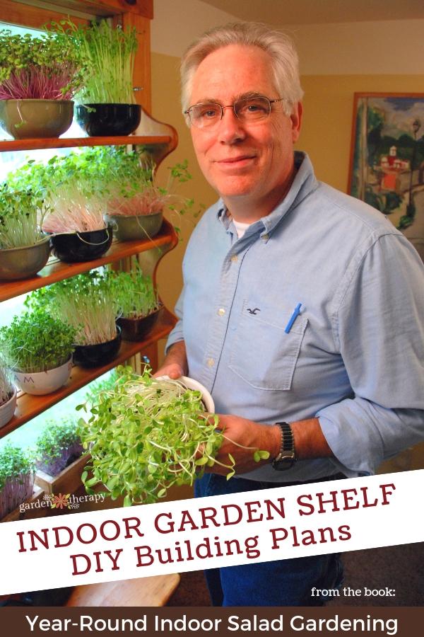 Indoor Garden Shelf