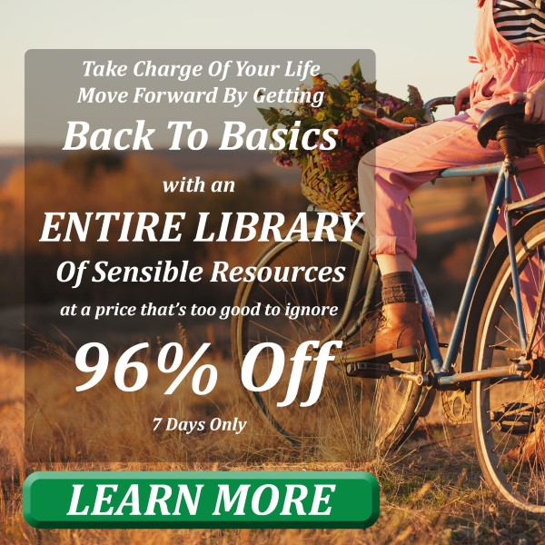 Back to Basics 96% Off Special