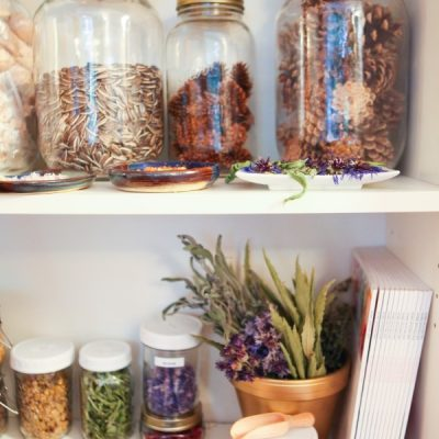 Create a Herbal Home Apothecary with this Supplies & Resource Guide