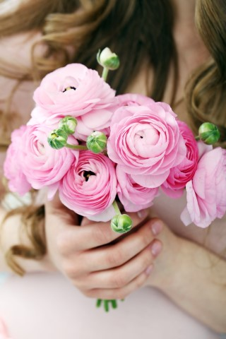 Say it With Flowers - what PINK flowers mean