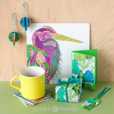 4 Brilliant Ways to Repurpose and Display Your Finished Coloring Pages
