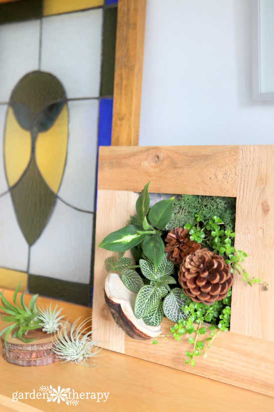 Gorgeous Living Art with Step by Step instructions
