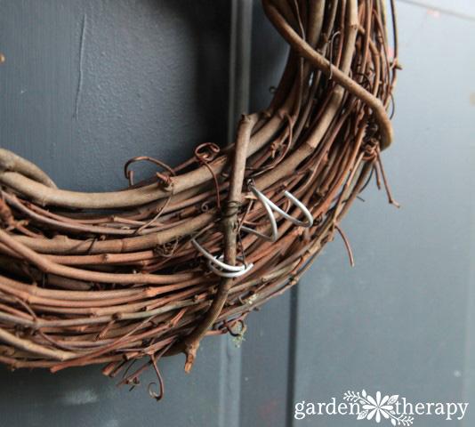 Wreath Wire Hanger