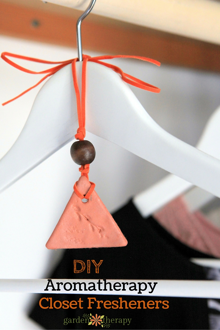 How to Make Aromatherapy Air Fresheners for your Closets