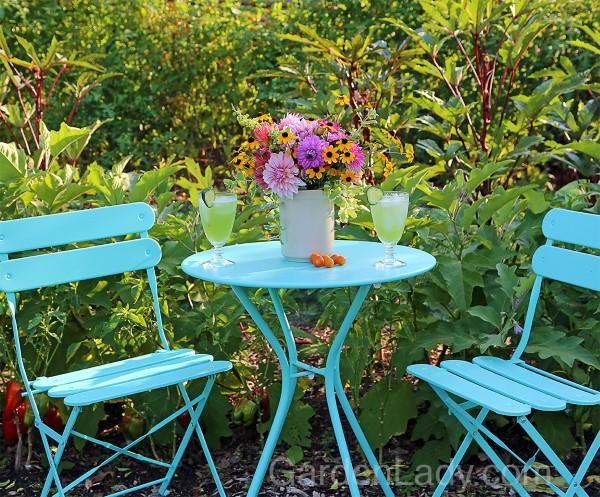 Creating A Cocktail Hour Garden