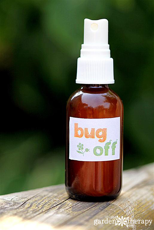Natural Homemade Bug Spray Recipe With Essential Oils
