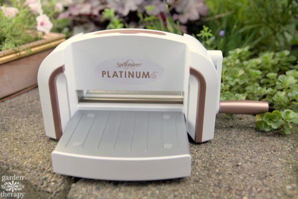 Spellbinder's Platinum 6