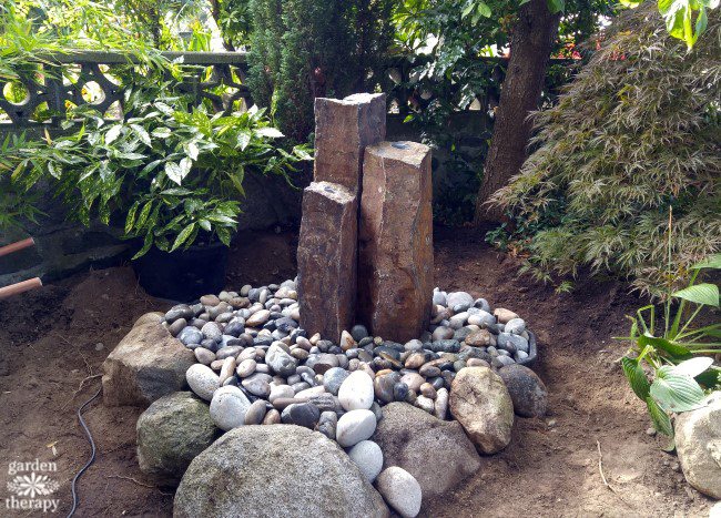 How To Install A Disappearing Fountain In Your Home Garden It 39 S Easier Than You Think