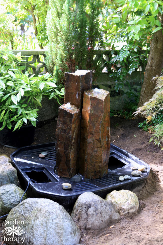 How to Install a Disappearing Fountain Step (6)