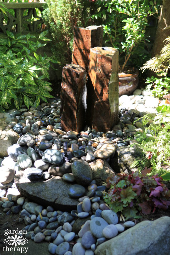 How to Install a Disappearing Fountain