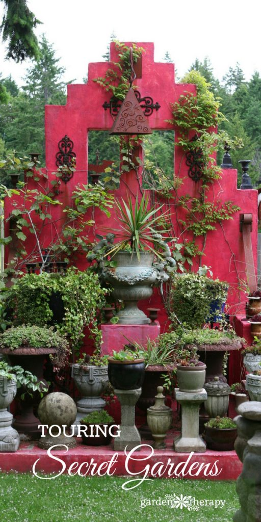 Touring Secret Gardens and Healing Spaces for Inspirational Ideas