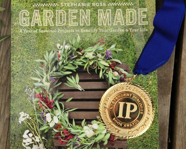 Garden Made Gold Medal Independent Publisher Book Awards