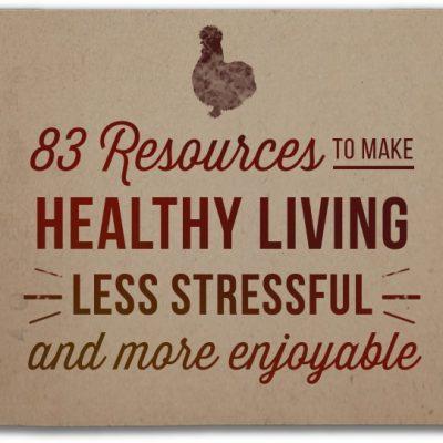 My Favorite Healthy Living eBooks