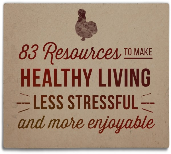 Untimate Healthy Living Resources
