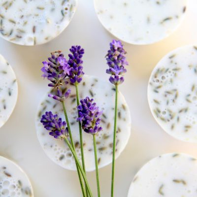 Gorgeous Lavender Oatmeal Soap Cupcakes (That Anyone Can Make)