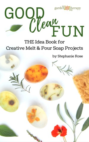Good Clean Fun: THE Idea Book for Creative Melt and Pour Soap Projects