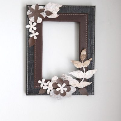 Three Creative Ways to Use This DIY Birch Bark Picture Frame