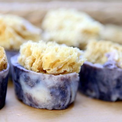 Bring the Ocean into Your Bathtub with Handmade Sea Sponge Soap Bars