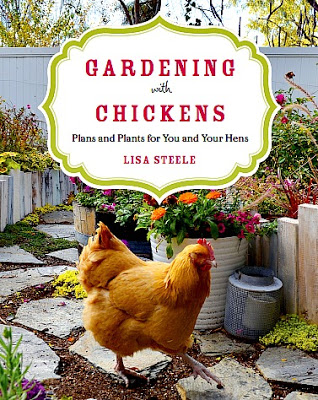 Lisa Steele Gardening with Chickens