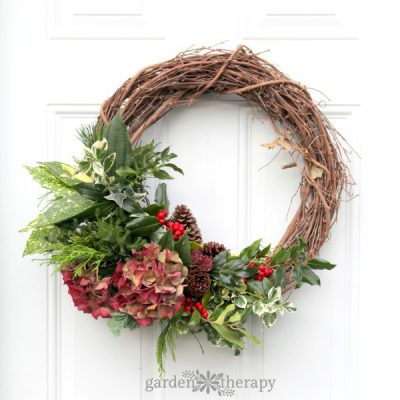 The Everything Wreath: Fresh, Festive, and Free