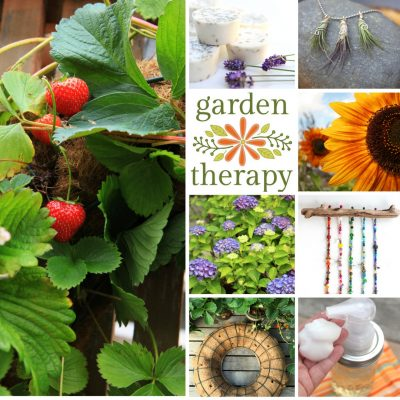Best of Garden Therapy: the 25 Most Popular Garden Projects & Crafts