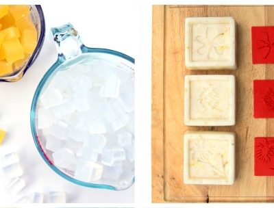 Good Clean Fun: Melt and Pour Soap Supplies and Resource Guide