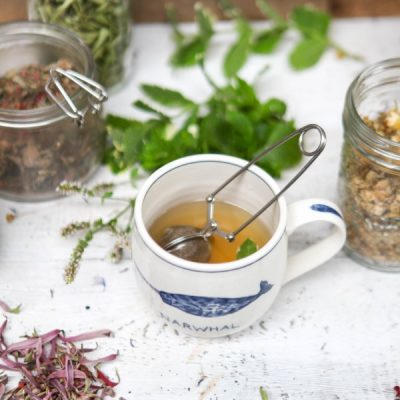 Harvesting Herbs, Healing, and How to Make the Perfect Cup of Herbal Tea
