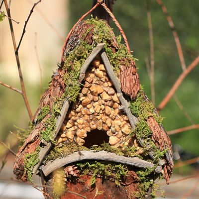 Whimsical Foraged Fairy Houses You Would Think Were Actually Made By Fairies