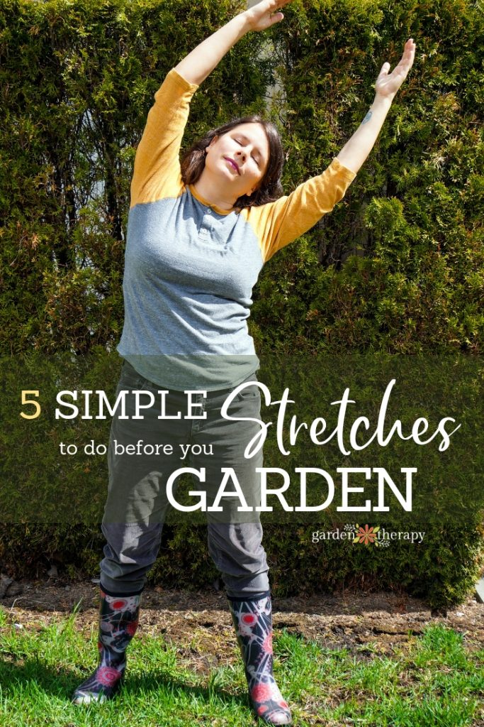 Stretches for Gardeners