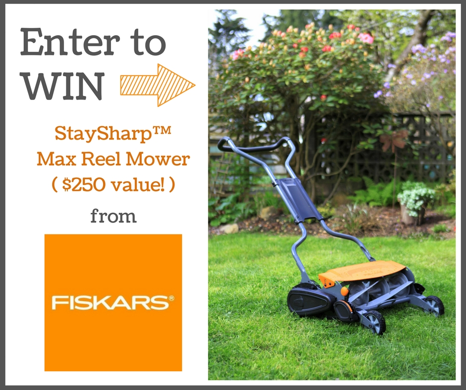 WIN a Reel Mower!