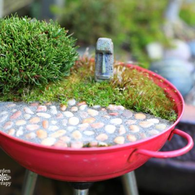 Garden Tour: A Full-Size Yard Filled with Magical Miniature Gardens