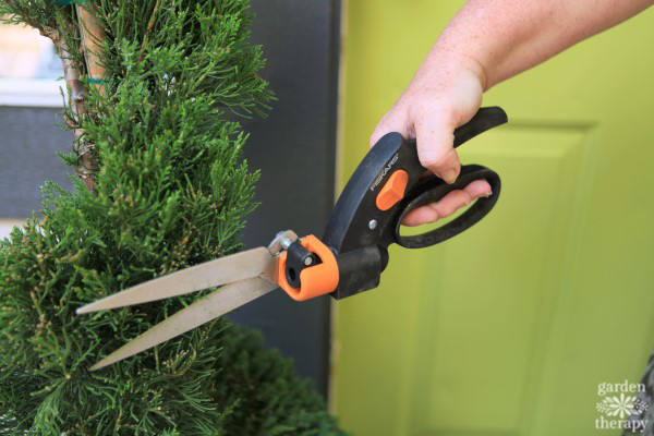 Fiskars Grass Shears for Pruning Topiaries
