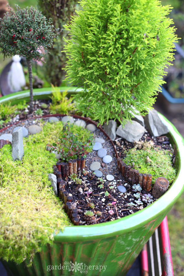 Janit Calvo's Miniature Gardens