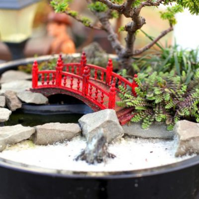 The Gardening in Miniature Prop Shop: DIY Accessories for Miniature Gardens and Fairy Gardens